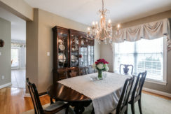 Dining Room 1 - Wissel Homes