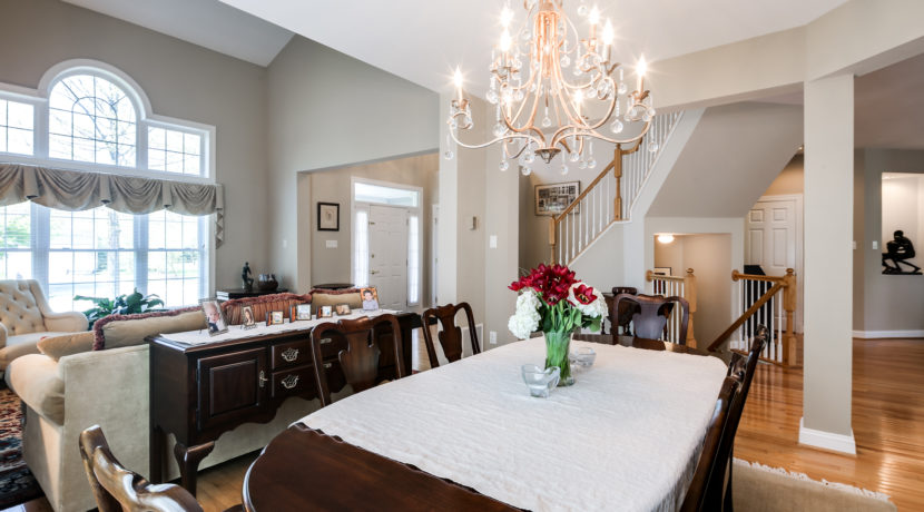Dining Room 2 - Wissel Homes