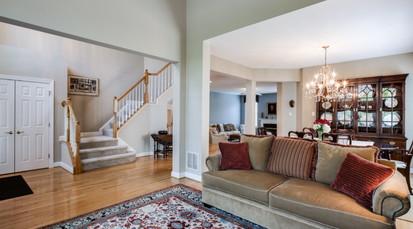 Family Room 2 - Wissel Homes