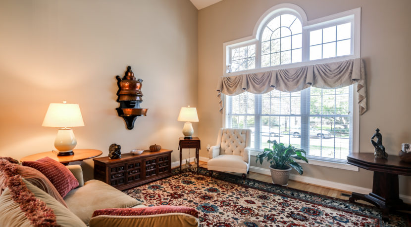 Family Room - Wissel Homes