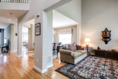 Front Hall 2 - Wissel Homes