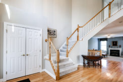 Front Hall - Wissel Homes
