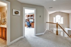 Upstairs Hall - Wissel Homes