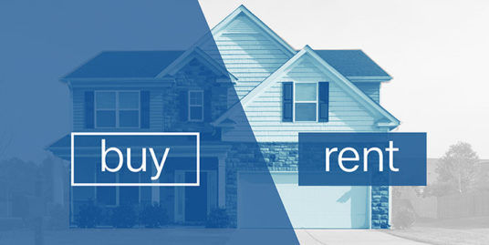 Buying vs Renting ~ Wissel Homes