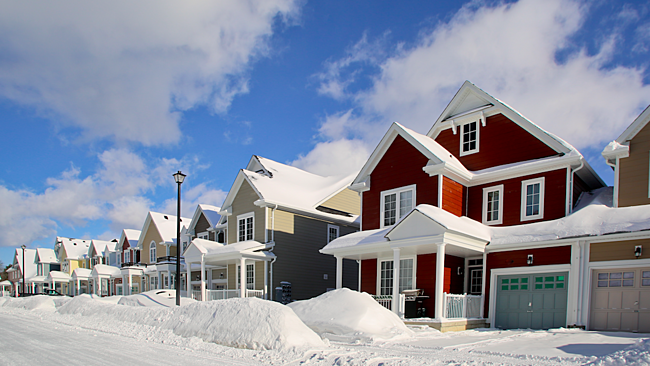 Selling Your Home In Winter ~ Wissel Homes