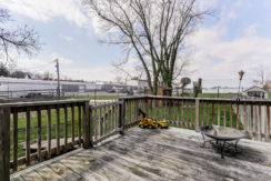 718 Meadowbrook Ave - Back Deck ~ Wissel Homes