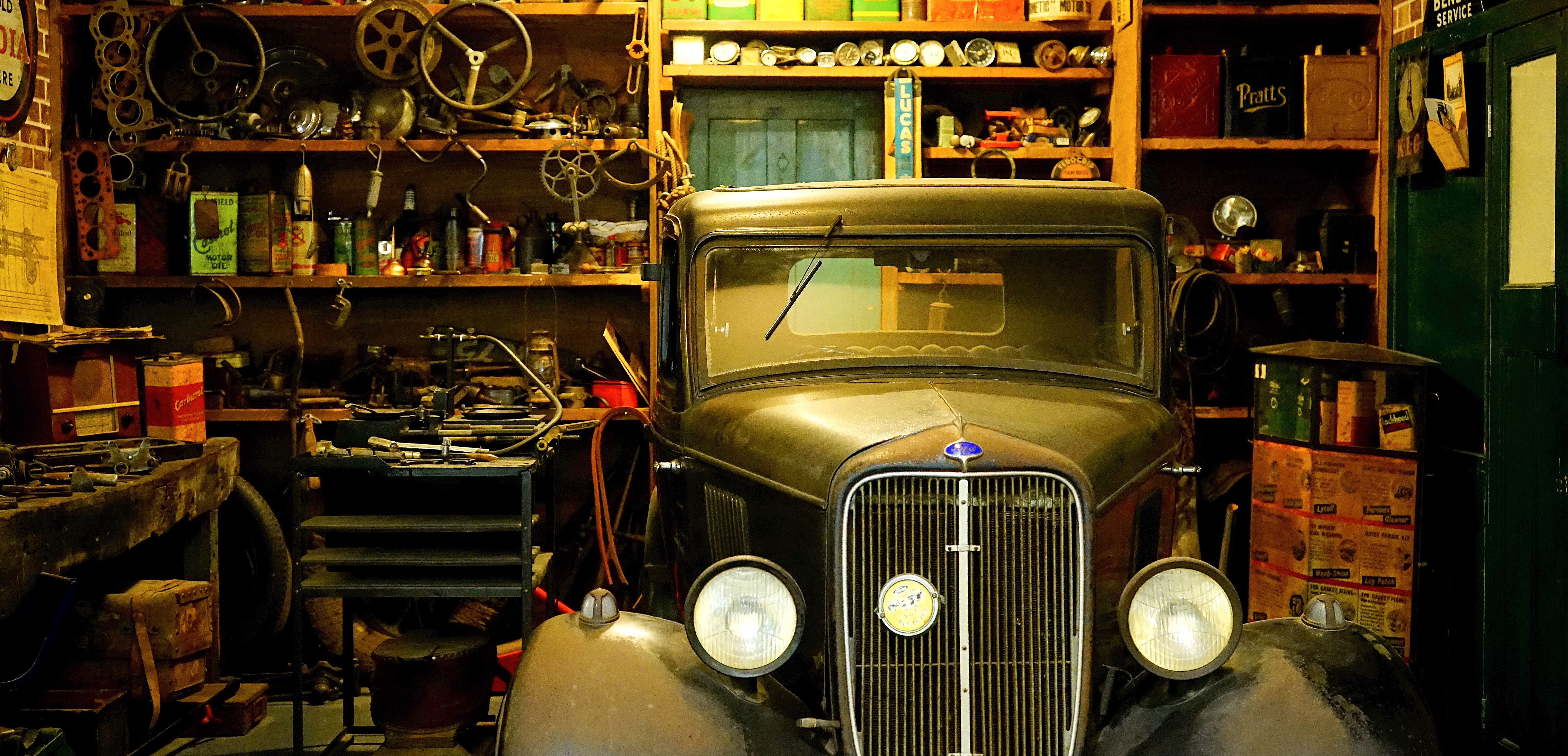 Upgrade Your Garage Organization Before Winter Starts